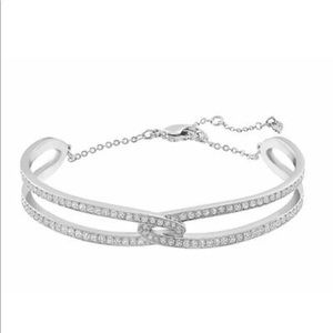 NEW Swarovski Crystal Bangle